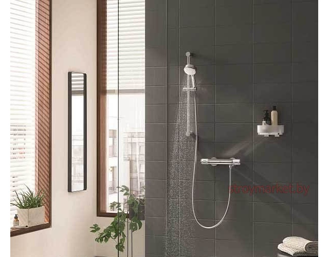 Полочка для душа GROHE Selection 41037000 20 см